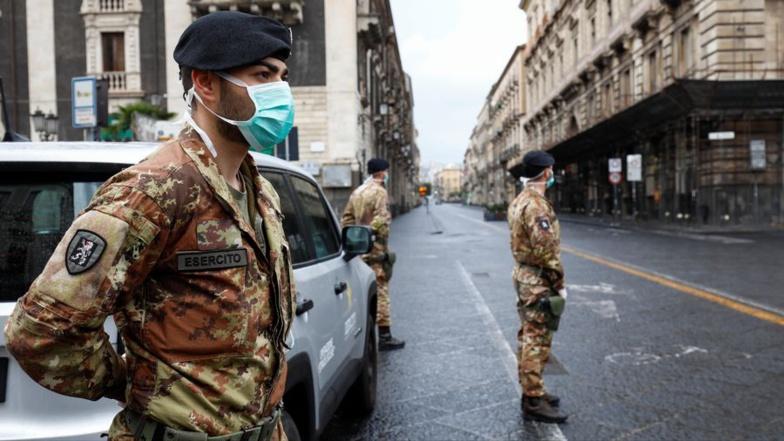 Coronavirus : once d'espoir en Italie après une deuxième baisse du nombre de morts