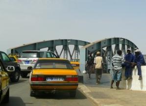 Saint-Louis : Fermeture du pont Faidherbe, les nuits du dimanche 17 et lundi 18 Juin 2012