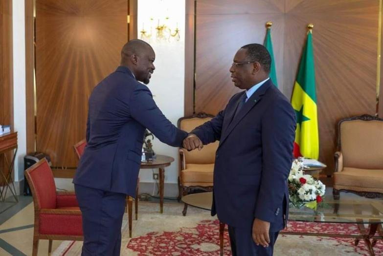 """Ousmane SONKO : """"J'ai dit au Président que je ne suis pas d'accord avec les mesures fiscales annoncées"""""""