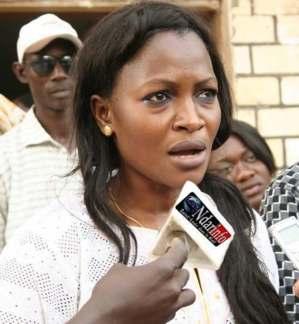 Aminata Gueye, tête de liste de la Coalition Benno Bokk Yakar : ''C'est la jeunesse qui a porté ma candidature''