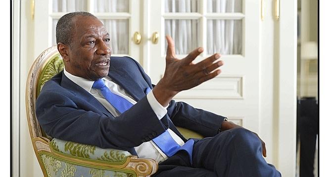 Guinée Conakry : des membres de la présidence testés positifs au Coronavirus