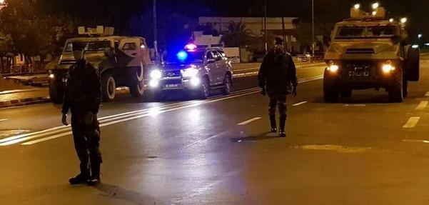 Covid-19: Le couvre-feu et l'état d'urgence prolongés jusqu'au 4 mai 2020