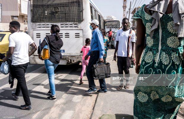 COVID-19 - Le district de Guédiawaye est passé à 7 cas