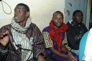 Des comédiens du Mali et du Burkina Faso au Festival du théâtre pour le rire de Saint-Louis