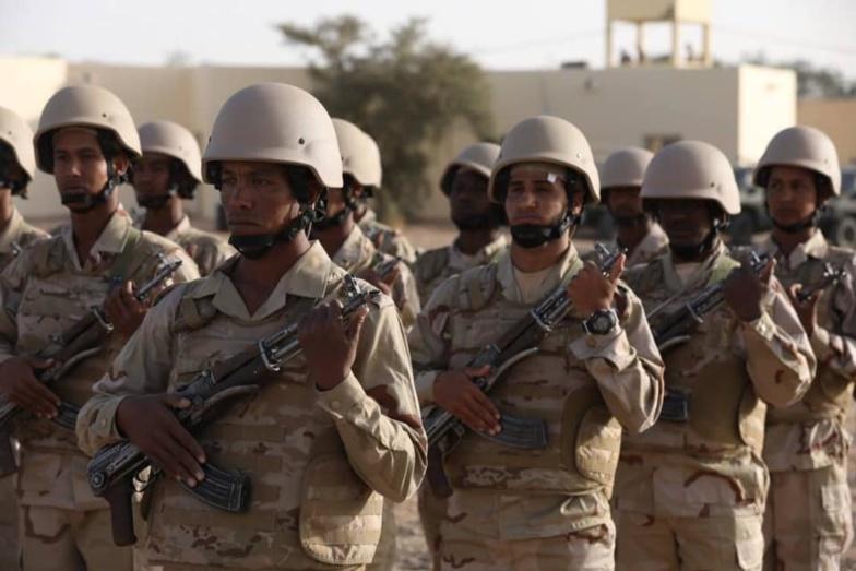 Mauritanie: l'armée renforce sa présence à la frontière avec le Sénégal