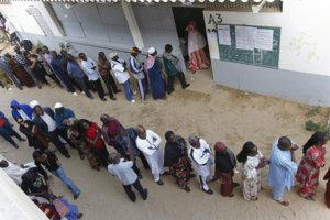 Législatives 2012 : Le vote a démarré à Saint-Louis
