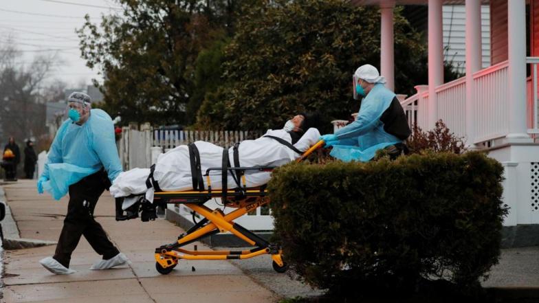 Covid-19 : avec plus de 20 000 morts, le bilan des États-Unis devient le plus lourd au monde