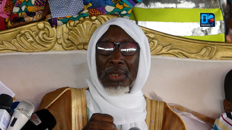 Décès du grand érudit Cheikh Mouhidine Samba DiALLO