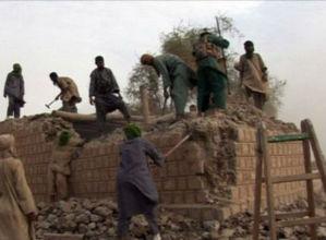 COMMUNIQUE: LES JOURNALISTES CULTURELS  D'AFRIQUE EN RESEAU CONDAMNENT LES DESTRUCTIONS DES SITES RELIGIEUX  DE  TOMBOUCTOU