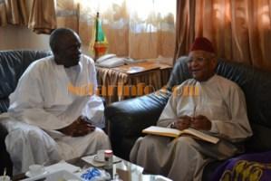 Saint-Louis: Amadou Mahtar Mbow contre la gestion solitaire du pouvoir