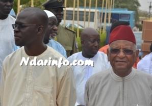 ''Vous êtes un NTS'', lance Bamba Diéye à Amadou Mahtar Mbow