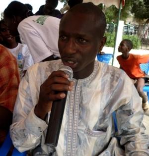 ''Saint-Louis ne marche pas parce que la ville est délaissée par ses propres fils'', déclare Adama Kane Diallo.