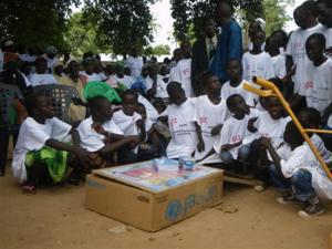Saint-Louis : Divers dons collectés au bénéfice des populations du Nord Mali