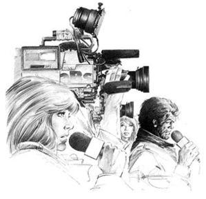 Le Journalisme, prophétie des temps modernes
