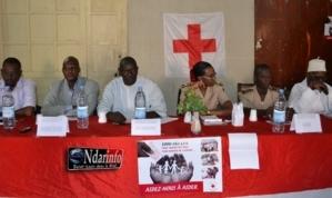 Saint-Louis : Lancement de la campagne de souscription volontaire de la Croix-Rouge