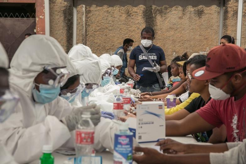 Madagascar : Deux nouveaux cas de Covid-19 et dix personnes guéries