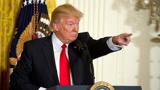 Coronavirus: Trump n'exclut pas de demander des réparations à la Chine