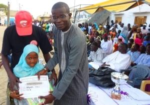 Photos| Goxu Mbacc : La convergence socialiste récompense les élèves les plus méritants