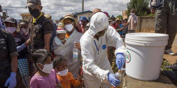Madagascar : aucun nouveau cas de Covid-19 depuis 48 heures