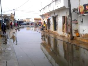 Hivernage à Saint-Louis : Pikine sous les eaux