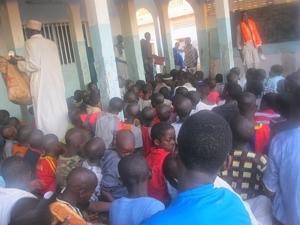 Ramadan - Action humanitaire: Une association offre la coupure du jeun à certaines daaras de Saint-Louis