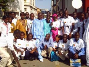 Saint-Louis - Diamaguène: Le Premier Conseil de quartier de Saint-Louis