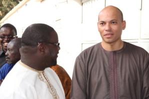 URGENT- Enrichissement illicite:  Poursuites judiciaires contre Karim Wade et Thierno Ousmane Sy