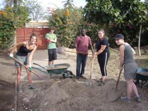 Coopération Lille - Saint-Louis: De jeunes Haubourdinois veulent aider l'école de Minguègne Boye