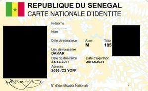 Identification : Le NIN de la carte d'identité numérisée va devenir alphanumérique