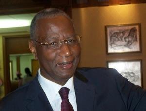 Bathily nommé Ministre D'Etat auprès du Président de la République