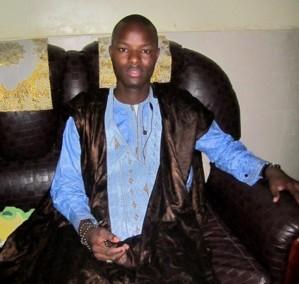 Mouhamed Lamine Samb chanteur religieux « Rien ne peut être plus important pour moi si ce n'est de chanter les louanges du Prophète (Psl) »