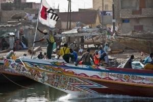 Guet Ndar, la vie aquatique sénégalaise