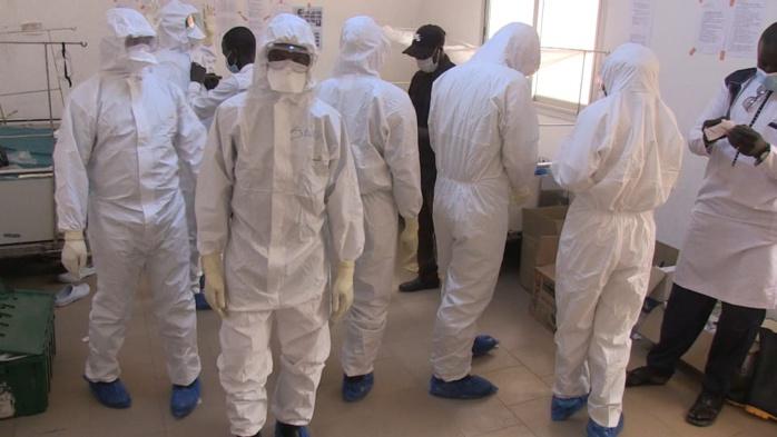 Covid-19 au Sénégal : 64 cas positifs, ce lundi