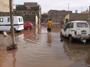 Matam: La pluie tue un bébé de 6 mois à Ourossogui