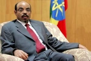 ETHIOPIE: Décès du Premier ministre éthiopien, Meles Zenawi