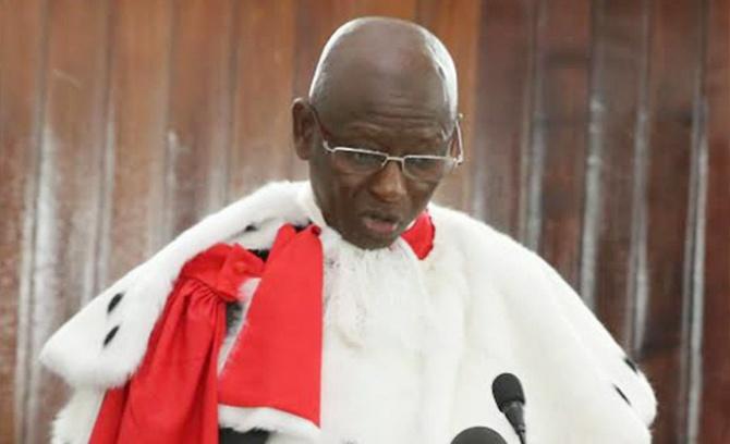 Cour Suprême: Cheikh Tidiane Coulibaly remplace Mamadou Badio Camara