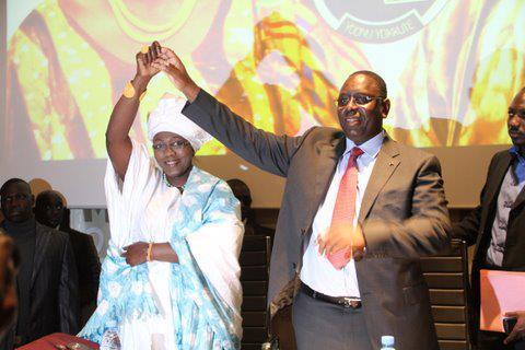 Nomination : Aminata Tall bombardée présidente Honoraire du CESE