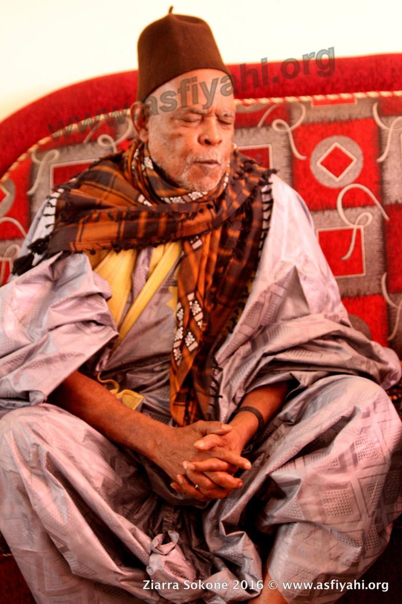 Décès du Khalife de Sokone Cheikh Omar Déme à l'âge de 90 ans