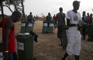 Croisade contre l'insalubrité à Saint-Louis: La plage de l'hydrobase débarrassée de ses ordures