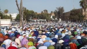 ANNIVERSAIRE DE LA PRIERE DES DEUX RAKAH DE SERIGNE TOUBA: Saint-Louis aussi tient son Magal