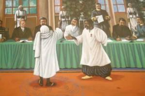 Commémoration des deux rakaas : La prière du refus de Serigne Touba