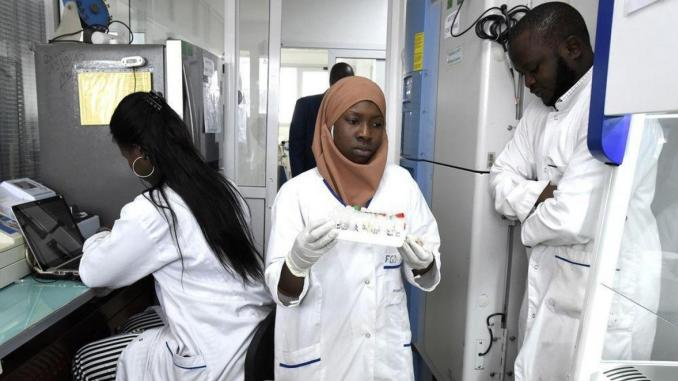 Covid-19  au Sénégal : 17 cas communautaires dont 06 enrégistrés à Touba