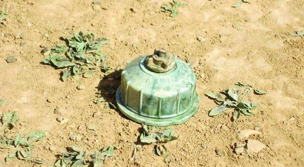 8 militaires blessés par l'explosion d'une mine