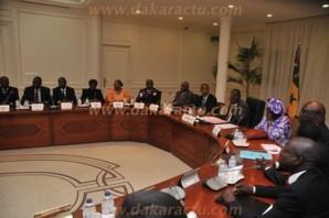 Communiqué du Conseil des ministres  du13 septembre 2012