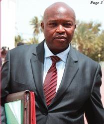 Cafouillage de la diplomatie sénégalaise :Me Alioune Badara Cissé aligne des revers