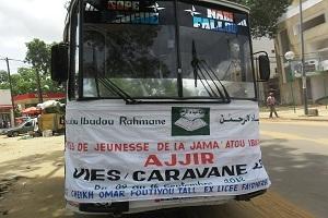 RELIGION: Fin du camp de vacances de la Jama'atou Ibadu Rahmane à Saint-Louis