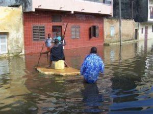 Conseil Présidentiel sur les inondations, ce mercredi 19 septembre 2012 à 16h, au palais ( Communiqué)