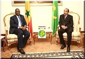 Sénégal et Mauritanie très inquiets des graves menaces Mali