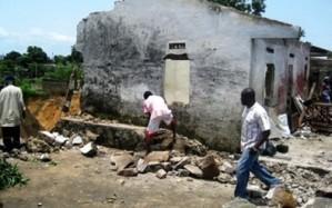Face à la disparition imminente de leur village: L'impossible mission des habitants de Doune Baba Dièye