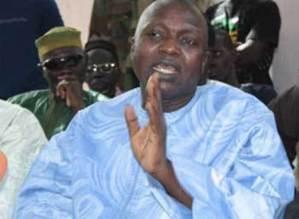 Le ministre Oumar Guèye à Saint-Louis: '' Il y est de l'intérêt des populations de quitter les zones inondées'' (Audio)